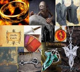 Мир Толкиена - купить кольцо Всевластия и другое на Алиэкспресс - logo