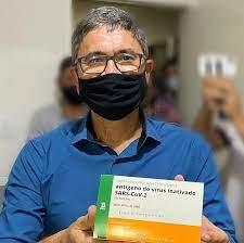 George Duarte anuncia vacinação para Comunidades Quilombolas