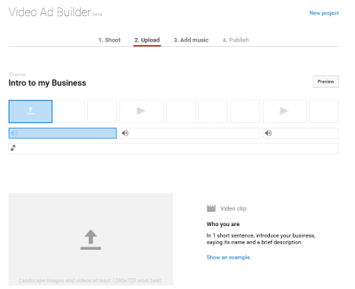 create YouTube Ads