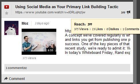 BuzzBundle video sharing