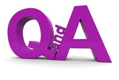 Q&A questions and answers