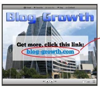Slideshare link