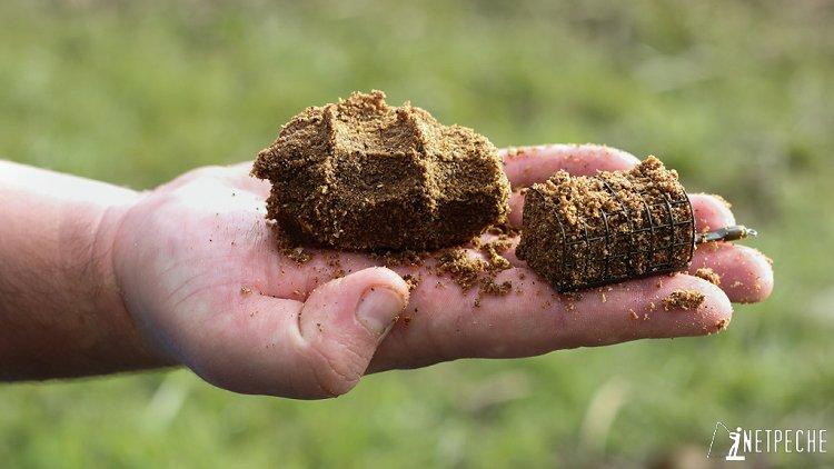 amorce bait-tech pro natural polyvalente peche au coup anglaise ou feeder