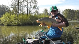 Pêche de la carpe au coup hors carpodrome – Big Fish Factory 1 – Les îles