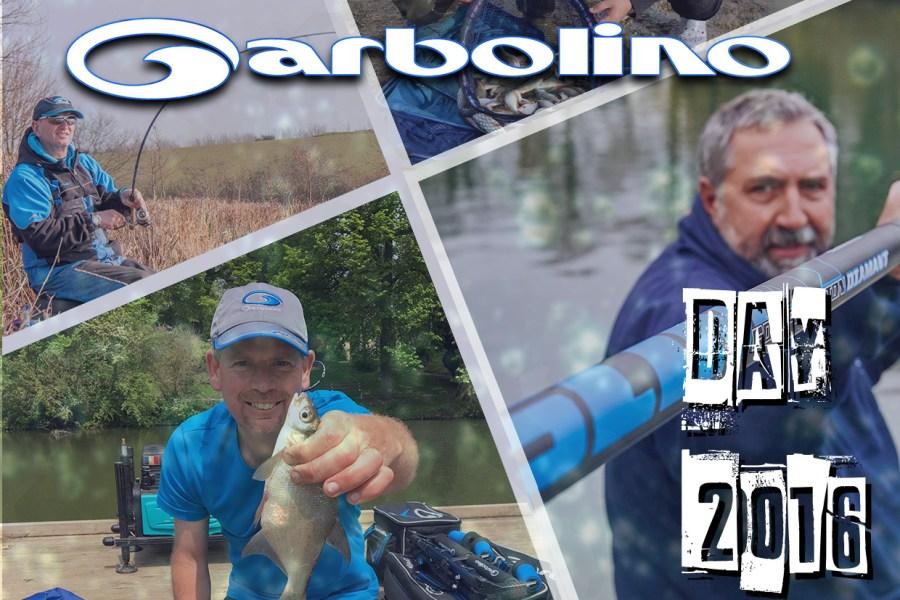 affiche programme Garbolino Day 2016