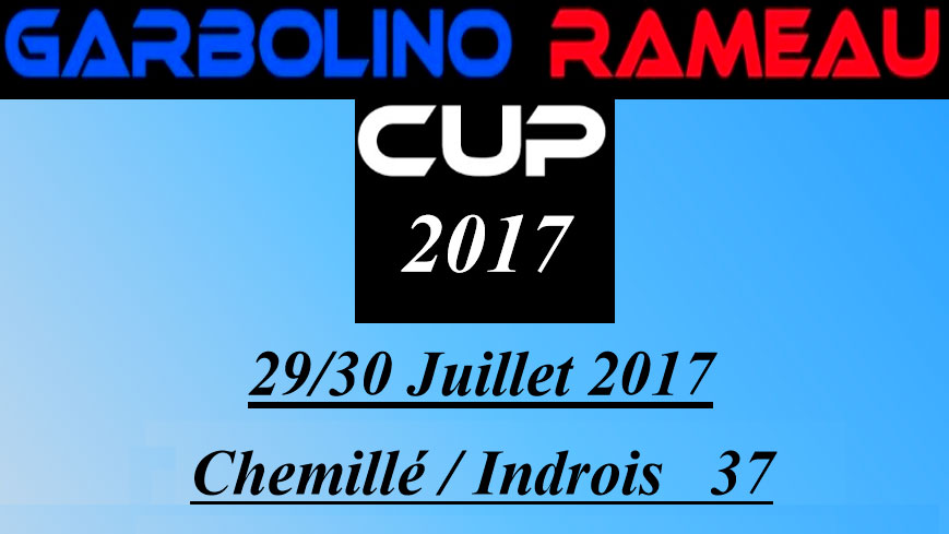 garbolino rameau cup post liste inscrits
