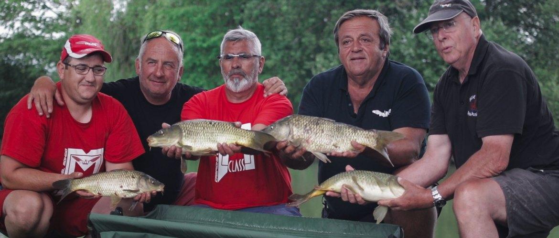 carpodrome pêche carpe au coup video netpeche magazine strategie gagnante