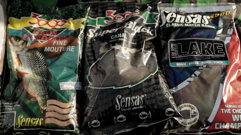 secrets de champions - selections amorce pour la pêche du gardon en étang - amorce sensas 3000