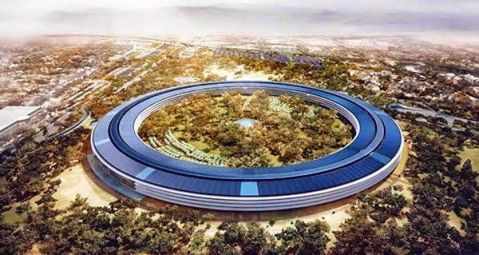 campus de apple