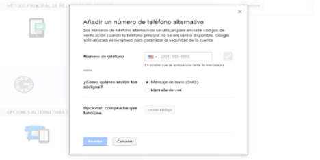 como proteger gmail