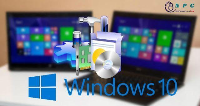 drivers laptop compatibles con windows 10