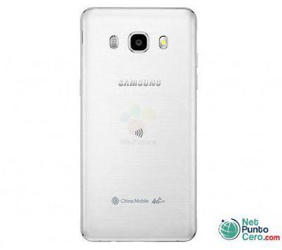 Galaxy J5 4