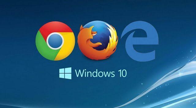 navegadores windows 10