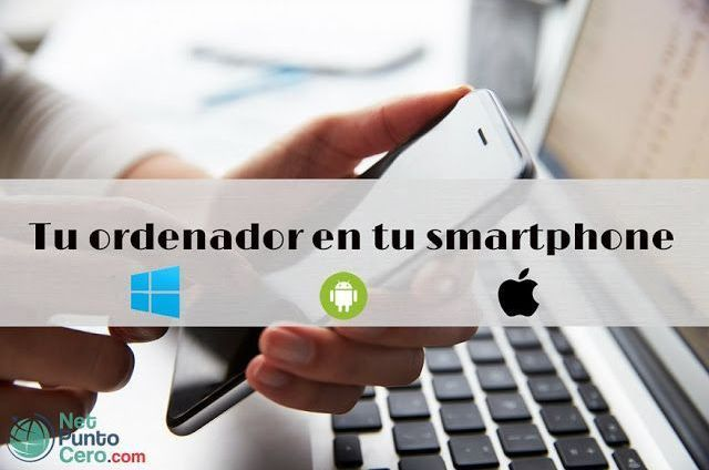 controlar pc con movil