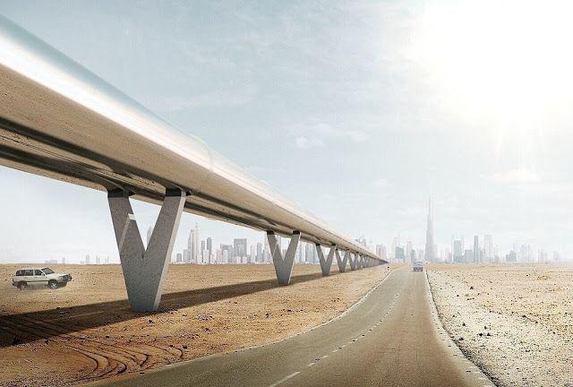 dubai Hyperloop