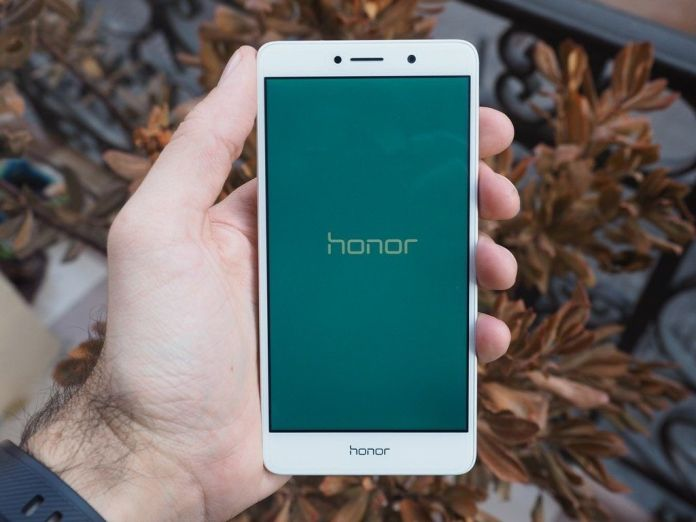 logo honor 6X