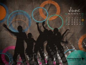 June Wallpaper2012