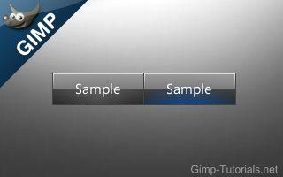 vista button gimp
