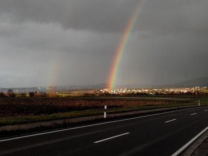 Wiko-DARKFULL-Kamera-Regenbogen