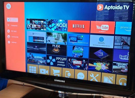 Leelbox - Aptoid TV