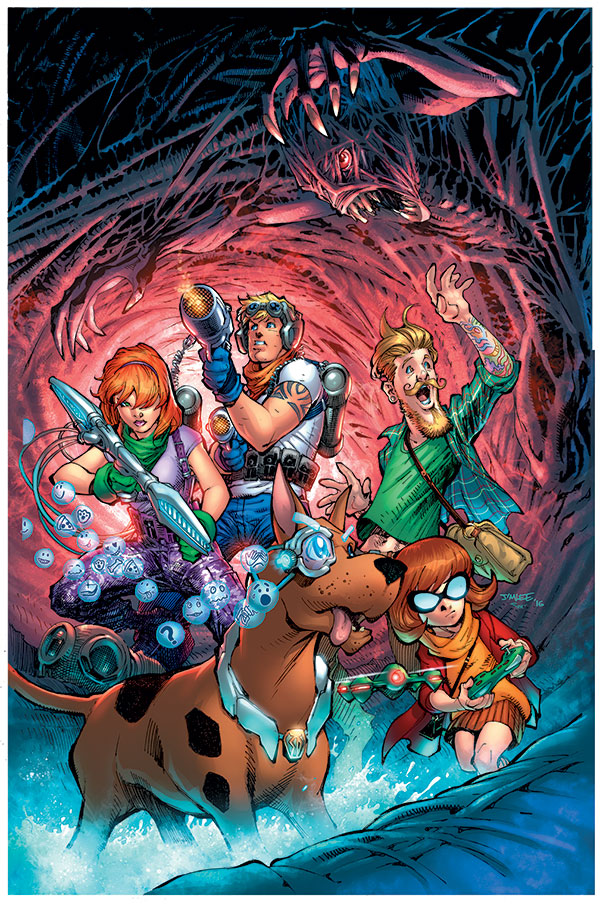 Scooby Apocolypse
