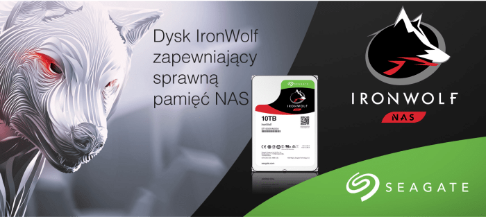 Seagate Ironwolf NAS