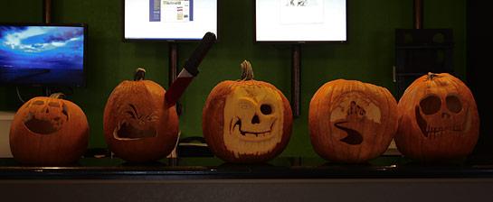 1st Annual Pumpkin Contest