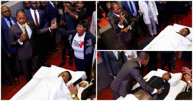 Everything has a price: Lukau charges R16 000 to witness his miracles