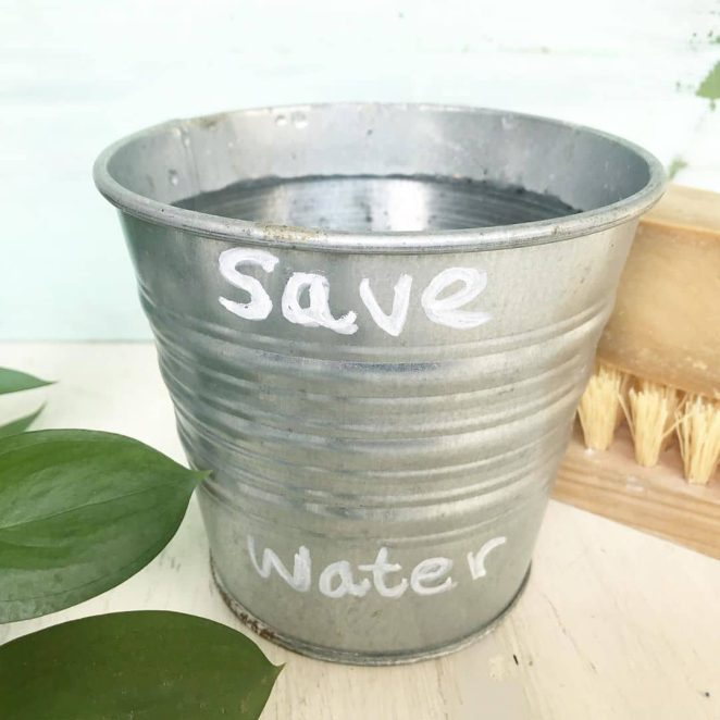 20 simple water saving tips Cape Town 2019- Save water during the drought period