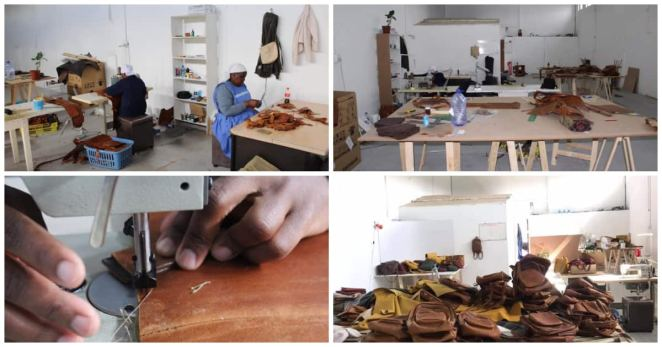 From unemployed amputee to successful entrepreneur, meet Thab Dube
