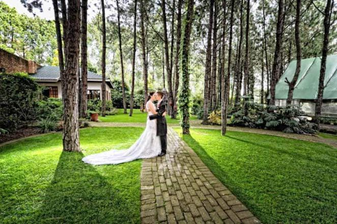wedding venues in Gauteng