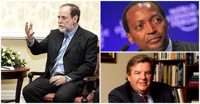 Image result for 5 South Africans feature in the continent's dollar billionaire list