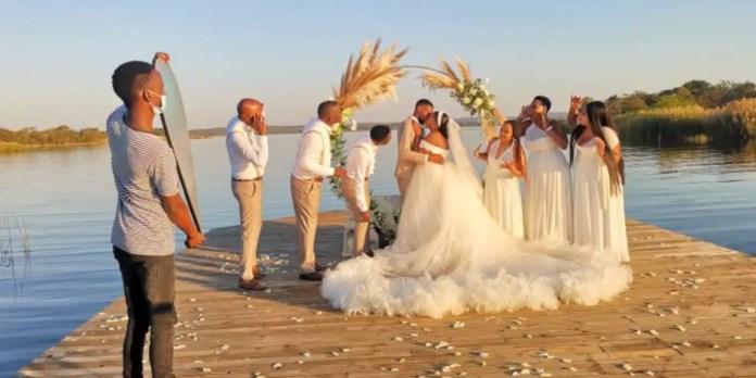 Tumi Rikhotso, wedding dress, designer, weddings