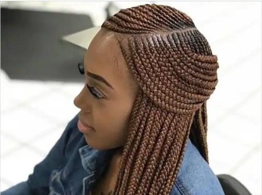 Latest African braids hairstyles