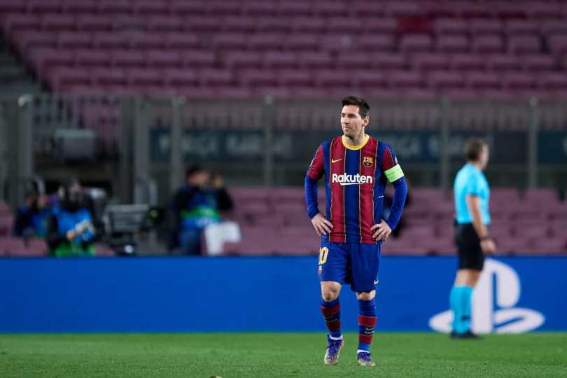 Lionel Messi urged by Kevin-Prince Boateng to join Napoli in respect for Maradona