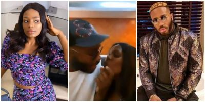 Kaisha reacts to report of Kiddwaya allegedly kissing her in viral video