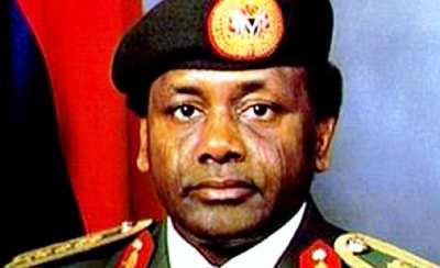 Image result for Gen. Sani Abacha