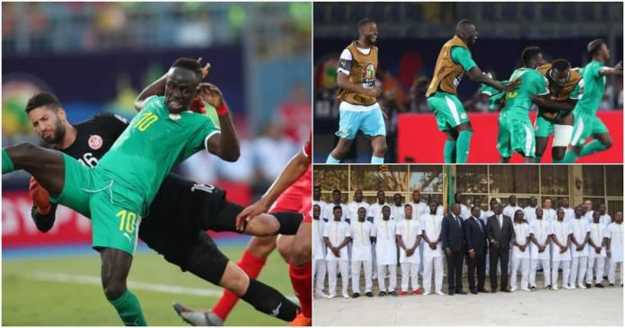 Image result for AFCON 2019: Senegal players awarded $34,000 after tournament exploits in Egypt