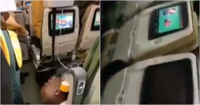 Image result for Two Men Dead After The Drug They Swallowed Burst During A Flight