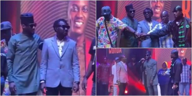 2baba and Blackface Finally End Long Time Beef in Honour of Sound Sultan,  Perform Together on Stage ▷ Nigeria news   Legit.ng