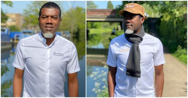 Your side chick is your death partner, says Reno Omokri as he advises married men