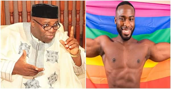 Ex-presidential spokesman Okupe's son comes out as gay, father reacts