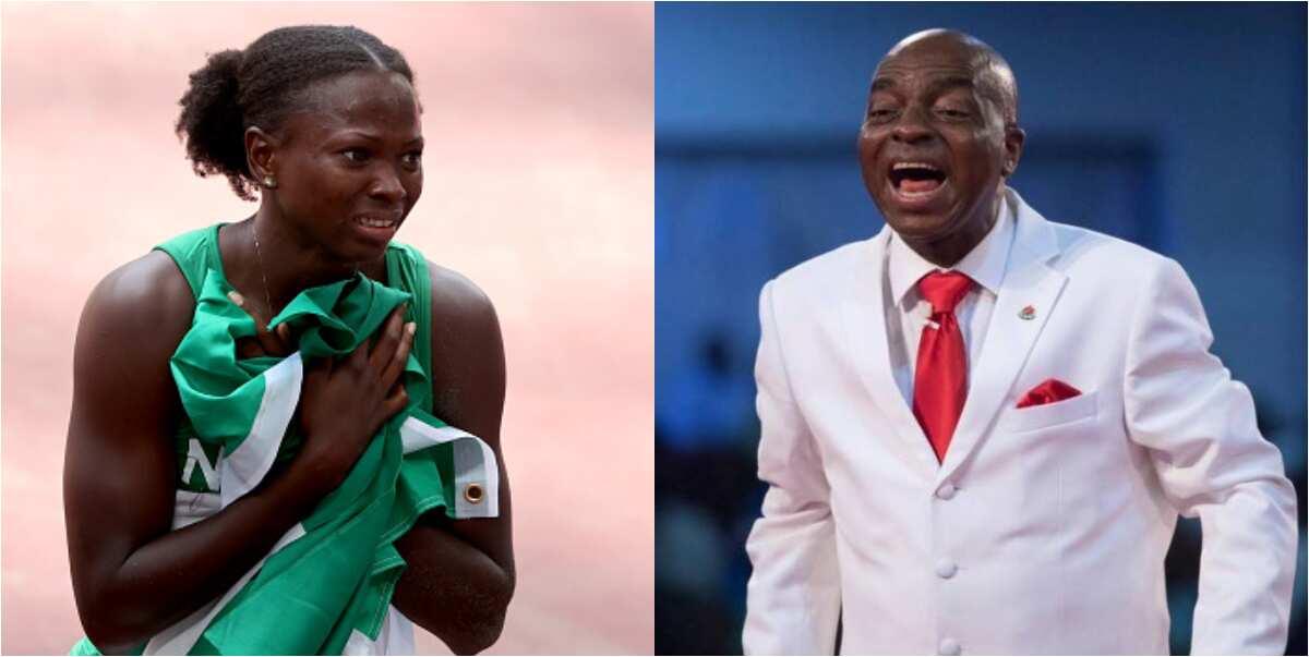 First Olympic medalist Ese Brume dedicates bronze to popular Nigerian pastor