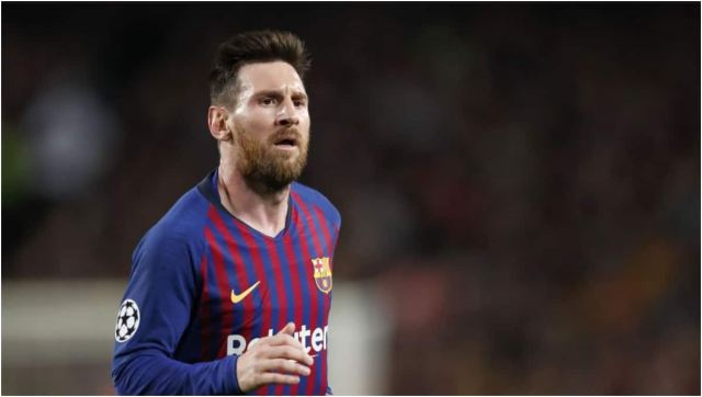 Lionel Messi: Barcelona director Freixa says Messi can only leave if he pays £628m