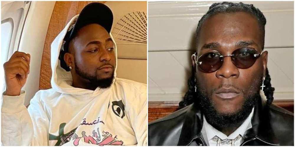Nigerian Singer Davido Tells DJ to Play FEM before Clash with Burna