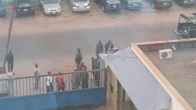 Image result for Just In: FG orders army to vacate Daily Trust premises