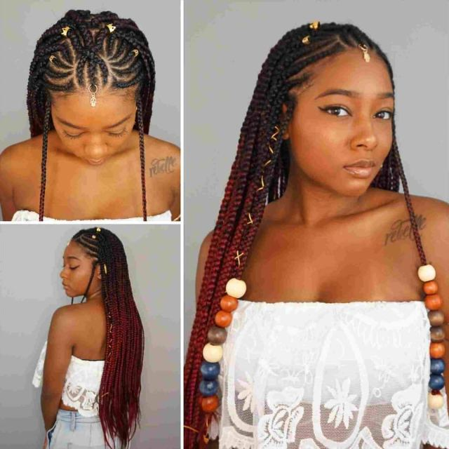 best cornrow hairstyles for round faces ▷ legit.ng