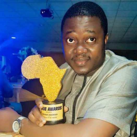 Muyiwa Ademola award