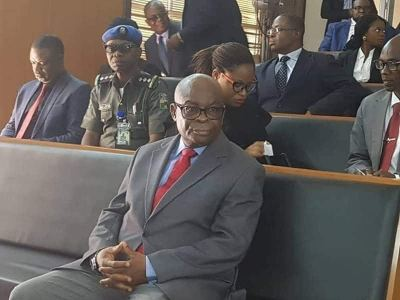 Image result for BREAKING: CCT delivers judgment in Onnoghen's trial Thursday