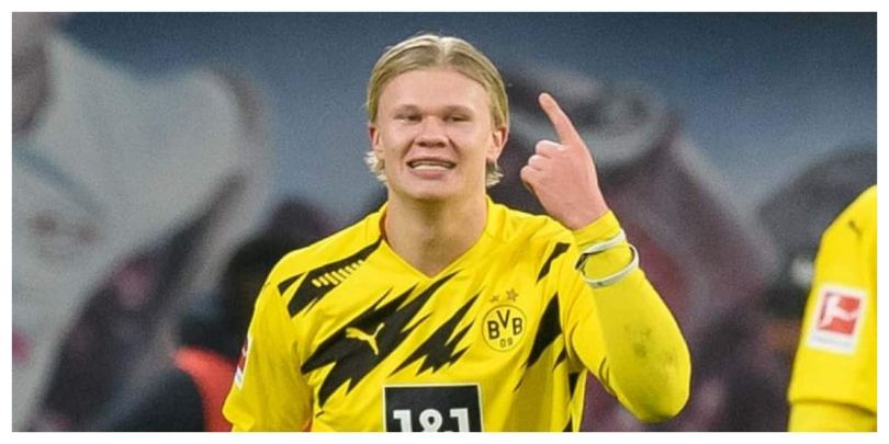 Dortmund star becomes fastest player to score 25 league goals, beat Ronaldo Ibrahimovic